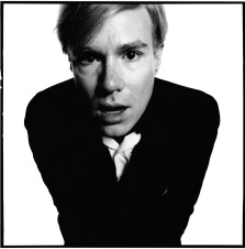 Andy Warhol more via instagram.com/andymeetswarhol