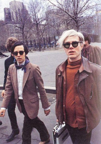 John Cale / Betsey Johnson Wedding Day 1968   Manhattan Vintage Clothing Show