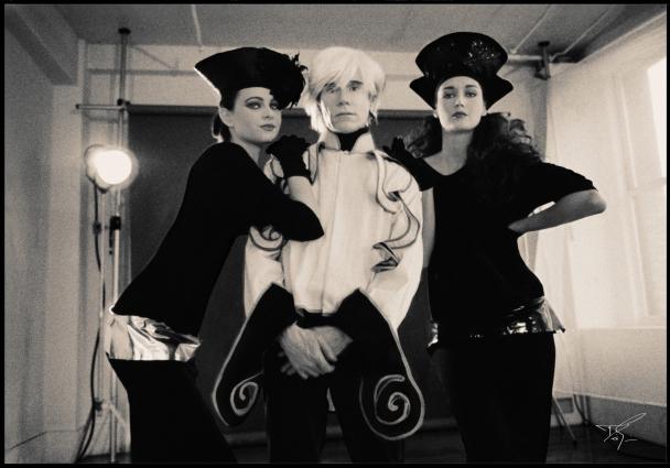 Andy Warhol Model Boy