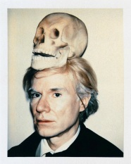 Andy Warhol & Scull