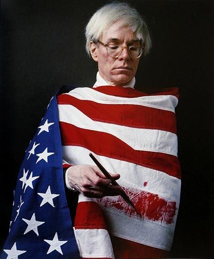 Andy Warhol 4th of July