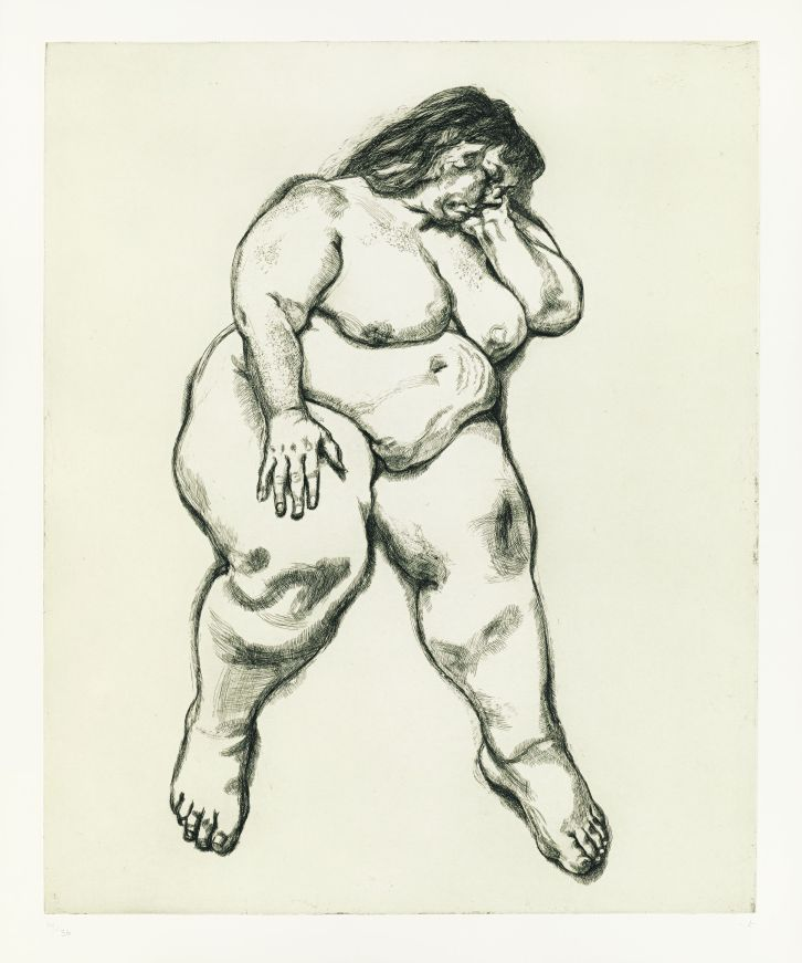 Lucian Freud