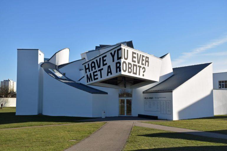 Hello Robot Vitra Design Museum