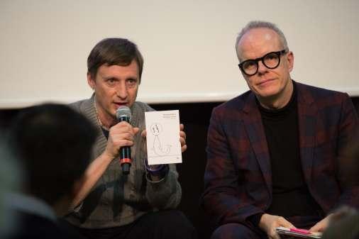 Finn Canonica & Hans-Ulrich Obrist