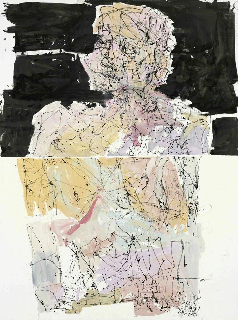 Georg Baselitz, Ending (2011)