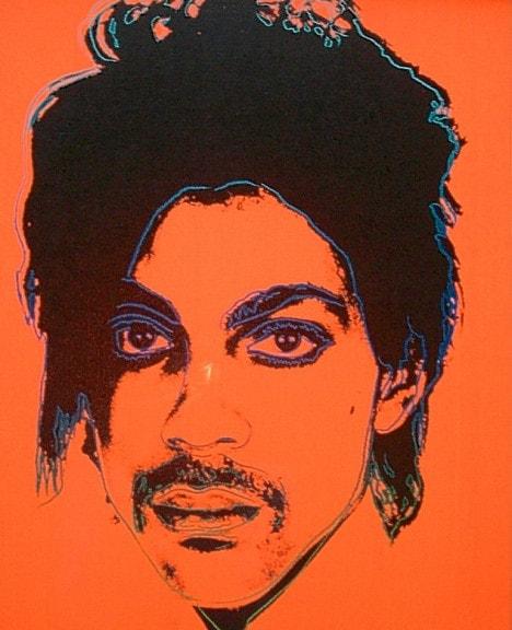 Andy Warhol, Prince 1984