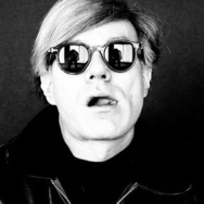 Andy Warhol by Jerry Schatzberg