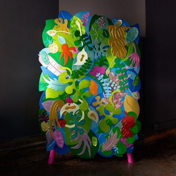 Tropical Cabinet by Chris Wolston