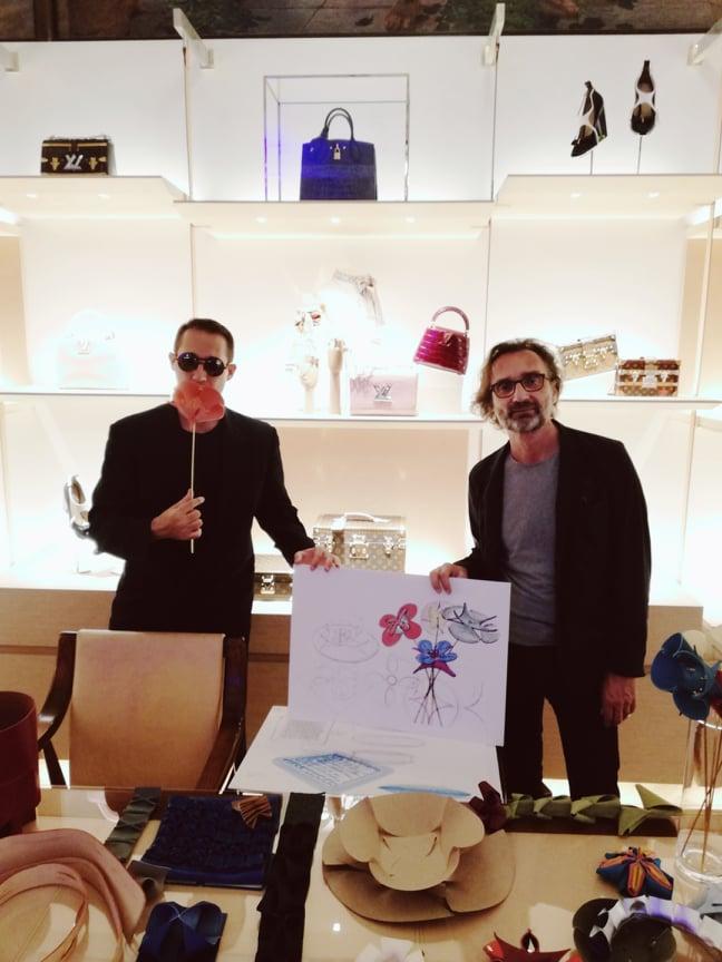 Andy &  Aurel Aebi von Atelier Oï