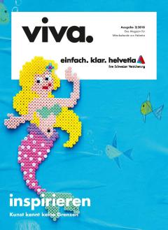 Viva Magazin Cover