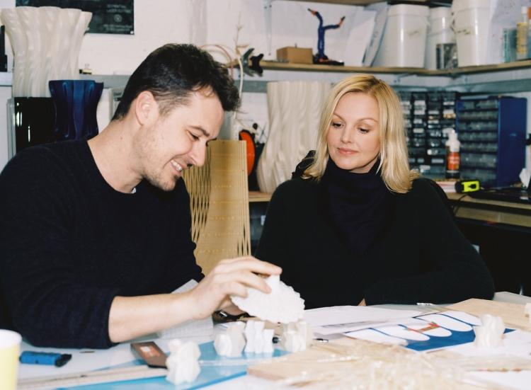 Arthur Mamou-Mani; Karin Gustafsson