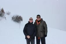 with Stéphane Noizillier, La Prairie