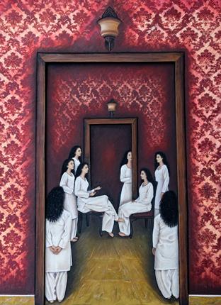 ZeitRäume – Zeitgenössische Miniaturmalerei aus Pakistan