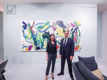 Andy Hermann meets Sylvie Gleises