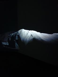 """""""Towards No Earthly Pole"""", Ausschnitt aus dem Video"""