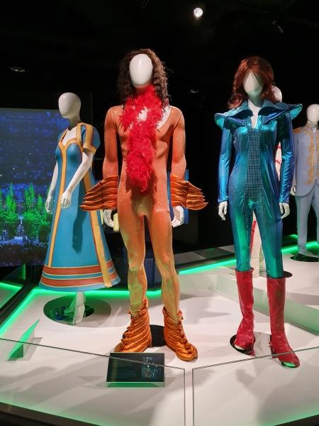 1970s costume, London 2012