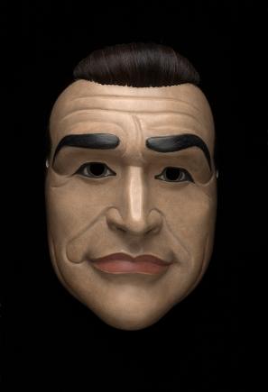 Simon Starling, Kichiji - A Merchant Gold / James Bond from Project for a Masquerade (Hiroshima) , 2010-2011