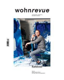 """Wohnrevue """"Kunstvoll"""" 02-20"""