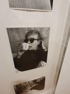 Andy Warhol photo by Shunk-Kender, Paris, 1965