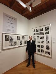 Andy meets Warhol at Shunk-Kender, MASI Lugano