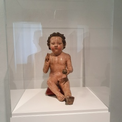 Mariano d' Agnolo Romanelli, Christ Child Blessing, ca. 1385
