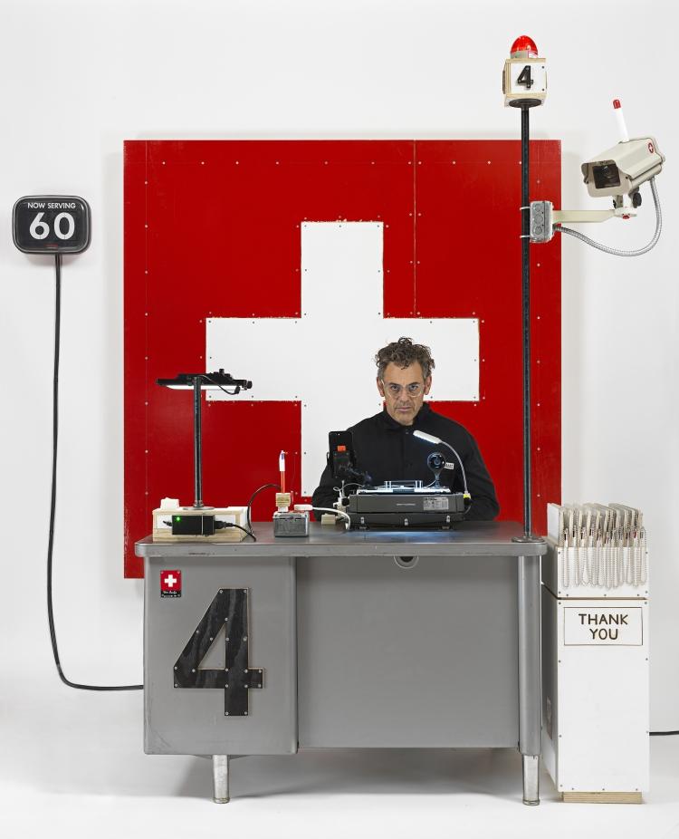 Swiss Passport Office Galerie Thaddaeus Ropac, London October 5 - November 10, 2018